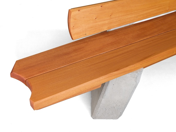 Outdoor Bench #2- second view