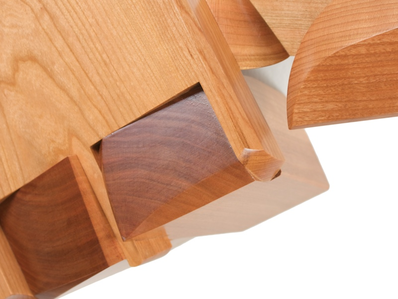 Dovetail Shelf- detail