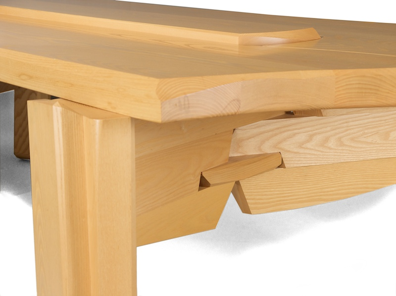 Dining Table #2- detail